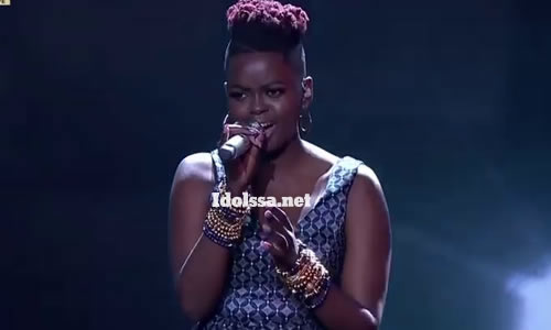 Ndoni Mseleku performing 'Inyanga' by Cici