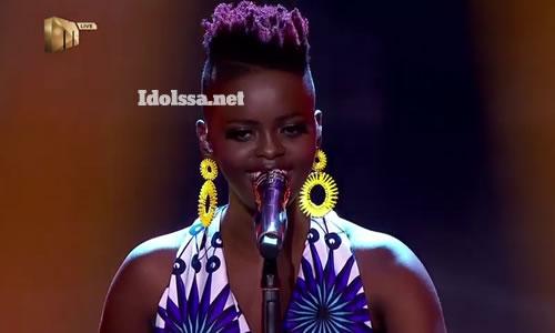 Ndoni Mseleku Performing 'Ungayeki' by Brenda Mtambo