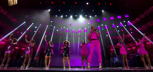 Idols SA 2020 'Season 16' Top 16 Girls performing 'Higher Love' by Whitney Houston