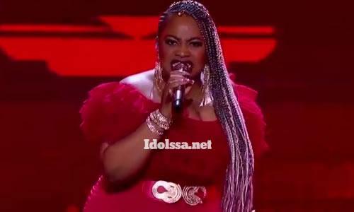 Idols SA 2020 'Season 16' Top 7 'Showstopper': Bongi Mntambo performing 'DéJà Vu' by Beyoncé