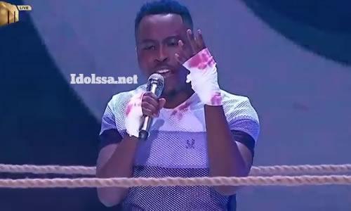 Idols SA 2020 'Season 16' Top 7 'Showstopper': Brandon Dhludhlu performing 'Circles' by Post Malone
