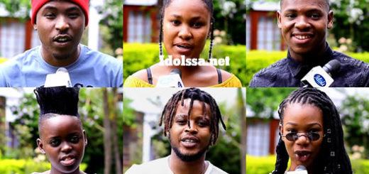 Idols SA 2020 Top 5 Contestants Song Choice