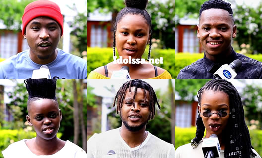 Idols SA 2020 Top 5 Contestants Song Choice