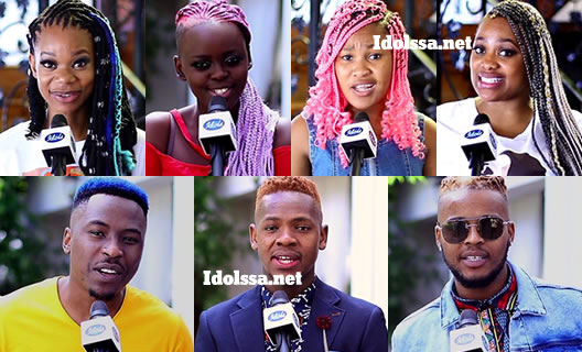 Idols SA 2020 'Season 16' Top 6 Contestants Song Choice