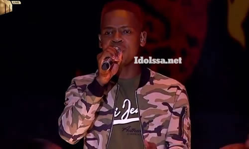 Idols SA 2020 'Season 16' Top 7 'Showstopper': Mr Music performing 'Woza My Love' by Blaq Diamond