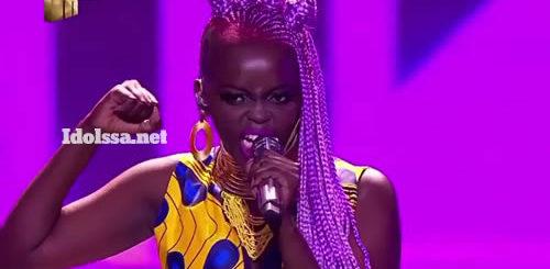 Idols SA 2020 'Season 16' Top 7 'Showstopper': Ndoni Mseleku performing 'Already' by Beyoncé