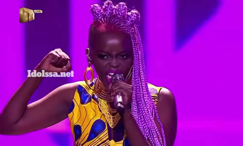 Idols SA 2020 'Season 16' Top 7 'Showstopper': Ndoni Mseleku performing 'Already' by Beyoncé