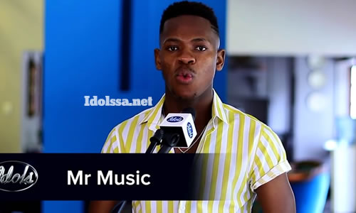 Mr Music - Idols SA Season 16 Runner-up