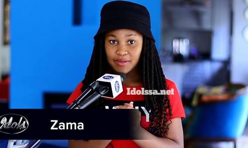 Zama Khumalo Idols SA 2020 'Season 16' Winner