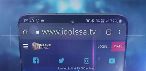 How to register for Idols SA 2021 Online auditions
