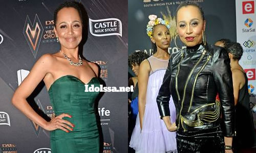 Candy Litchfield, Idols SA Season 1 host