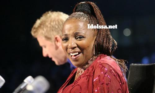 Marah Louw, Idols SA judge
