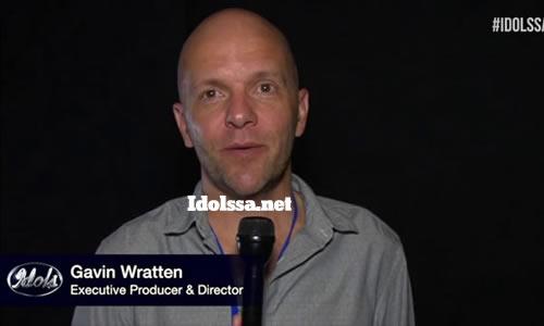 Gavin Wratten, Idols SA Executive Producer and Director