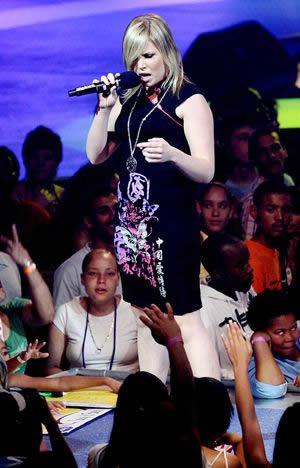 Andriette Norman, Idols SA Season 4 Top 4 Performance
