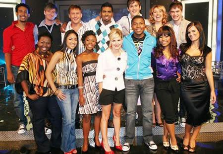 Idols SA Season 5 Top 14 Contestants