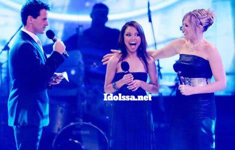 Jody Williams and Andriëtte Norman at the Season 4 Grand Finale