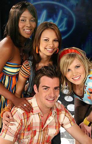 Idols SA Season 4 Top 4 Contestants