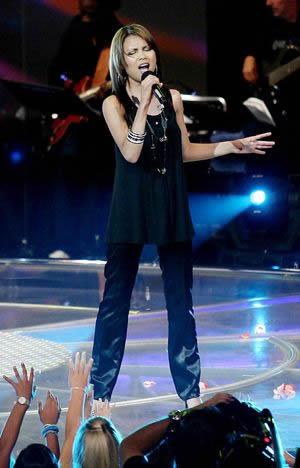 Jody Williams, Idols SA Season 4 Top 4 Performance