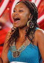 Josslynn Hlenti - Idols SA Season 7 Top 16 Contestant