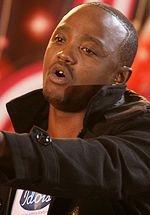 Mandla Simelane - Idols SA Season 7 Top 16 Contestant