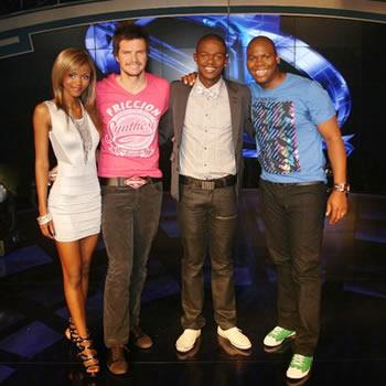Idols SA Season 6 Top 4 contestants