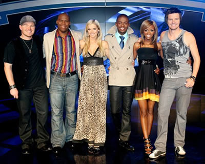 Idols SA Season 6 Top 6 contestants