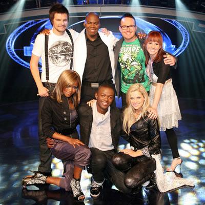 Idols SA Season 6 Top 7 contestants