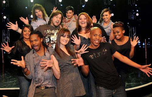 Idols SA Season 7 Top 10 contestants