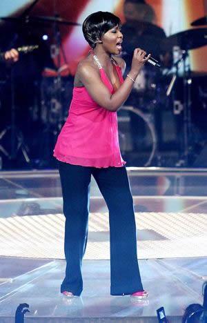 Tender Mavundla, Idols SA Season 4 Top 4 Performance