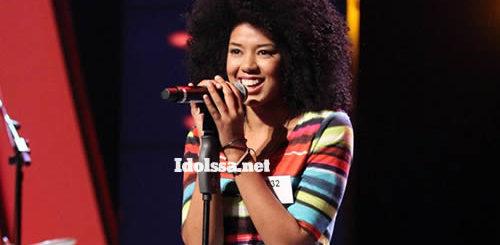 Amy Jones - Idols SA Season 9 Top 16 Contestant