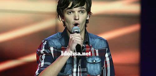Benjamin Tainton - Idols SA Season 9 Top 16 Contestant
