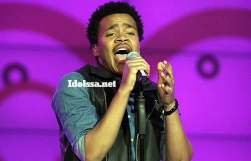 Brenden Ledwaba - Idols SA Season 9 Top 16 Contestant