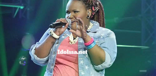 Bunny Majaja - Idols SA Season 9 Top 16 Contestant