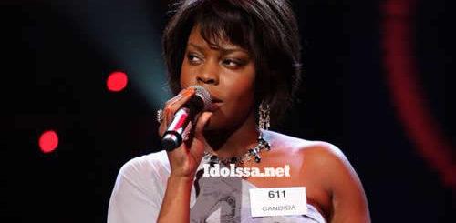 Candida Mosoma, Idols SA Season 8 Top 18 Contestant