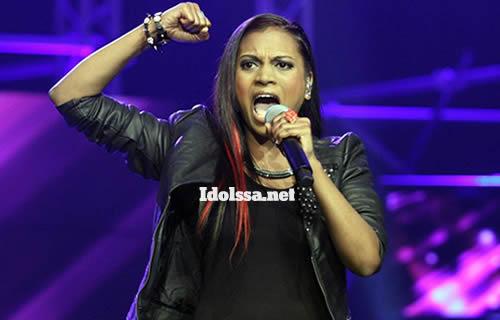 Crystalene Nair - Idols SA Season 9 Top 16 Contestant
