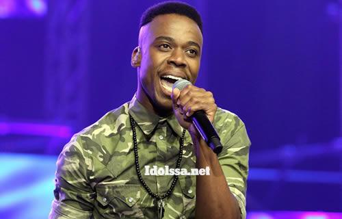Innocent Mabushe - Idols SA Season 9 Top 16 Contestant