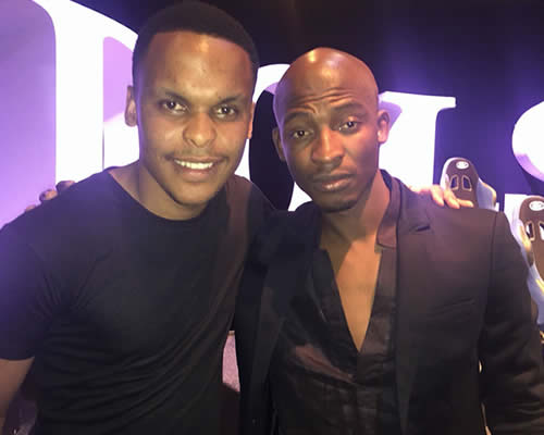 Karabo Mogane and Siphelele Ngcobo Idols SA Season 11 duet