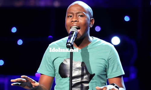 Khaya Mthethwa, Idols SA Season 8 Top 18 Contestant