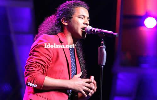 Lee-Ron Malgas - Idols SA Season 9 Top 16 Contestant