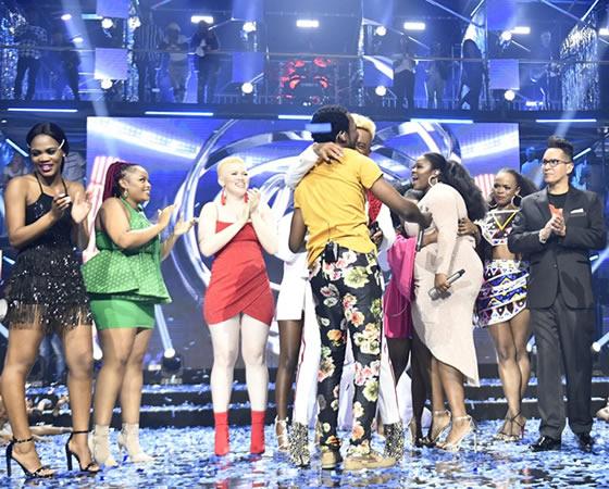 Luyolo Yiba wins Idols SA Season 15