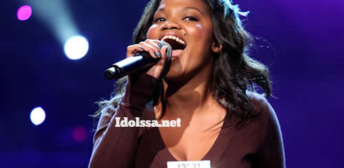 Maryke Buffel, Idols SA Season 8 Top 18 Contestant