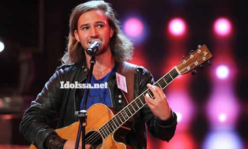 Matthew Samson, Idols SA Season 8 Top 18 Contestant