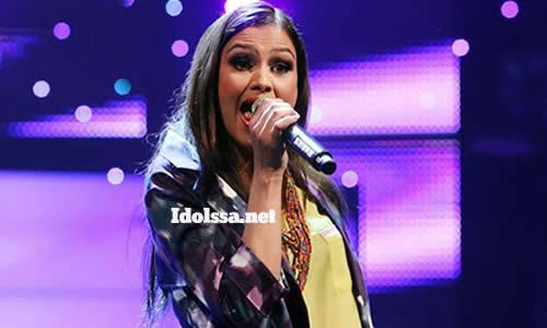 Melissa Allison, Idols SA Season 8 Top 18 Contestant