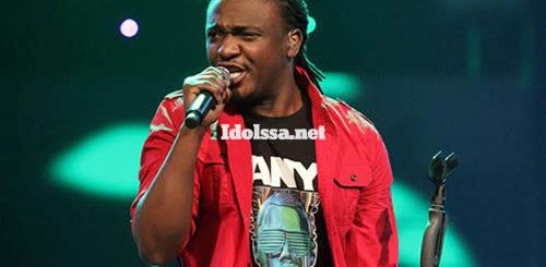 Monde Msutwana, Idols SA Season 8 Top 18 Contestant
