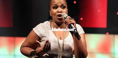Nosipho Mngomezulu, Idols SA Season 8 Top 18 Contestant