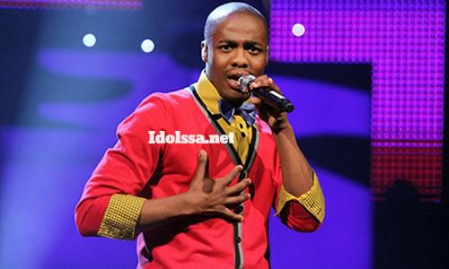 Obakeng Ramaboa, Idols SA Season 8 Top 18 Contestant