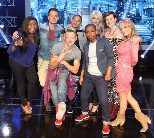 Idols SA Season 10 Top 16 Group 1 Contestants