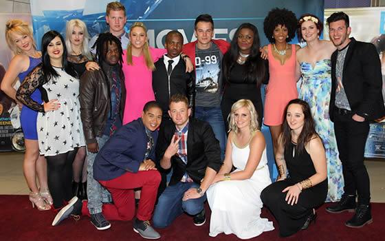 Idols SA Season 10 Top 16 Contestants