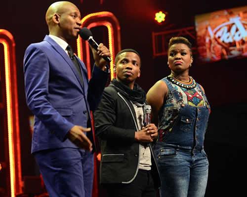 Idols SA Season 10 Top 2 Contestants