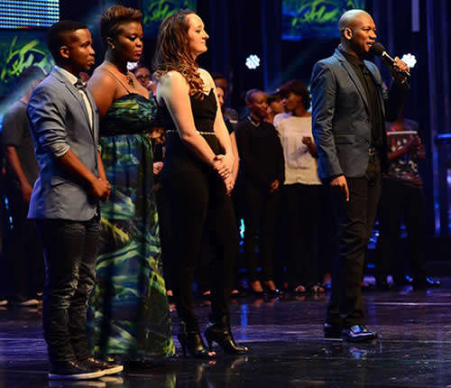 Idols SA Season 10 Top 3 Contestants